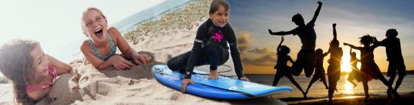 LE-Tours Usedom surfen und fun