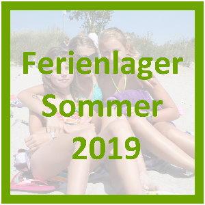 Sommerferienlager 2019