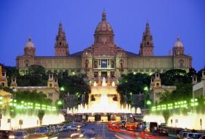 Barcelona fuentes