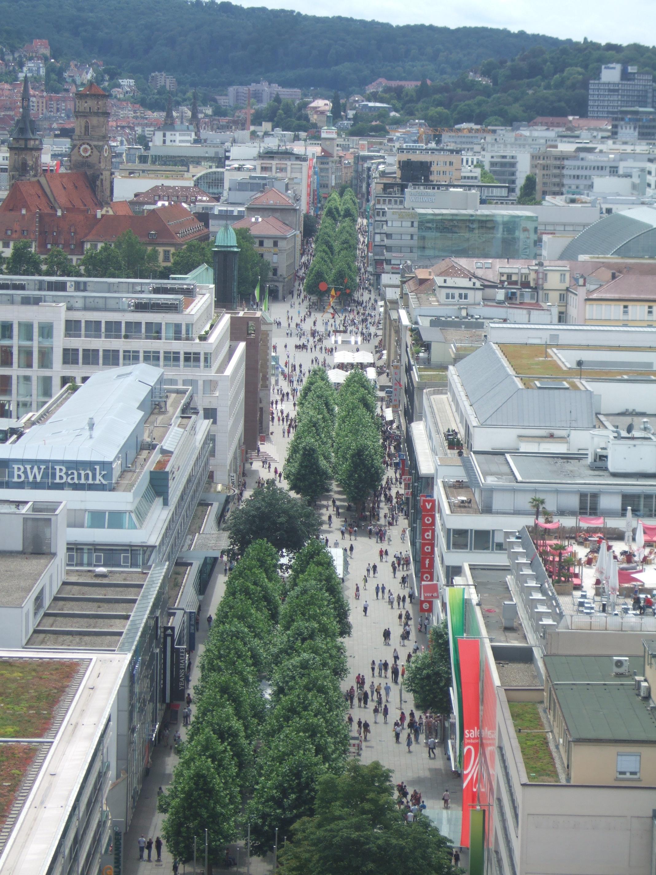 Klassenfahrt stuttgart le tours - Wintergarten stuttgart ...