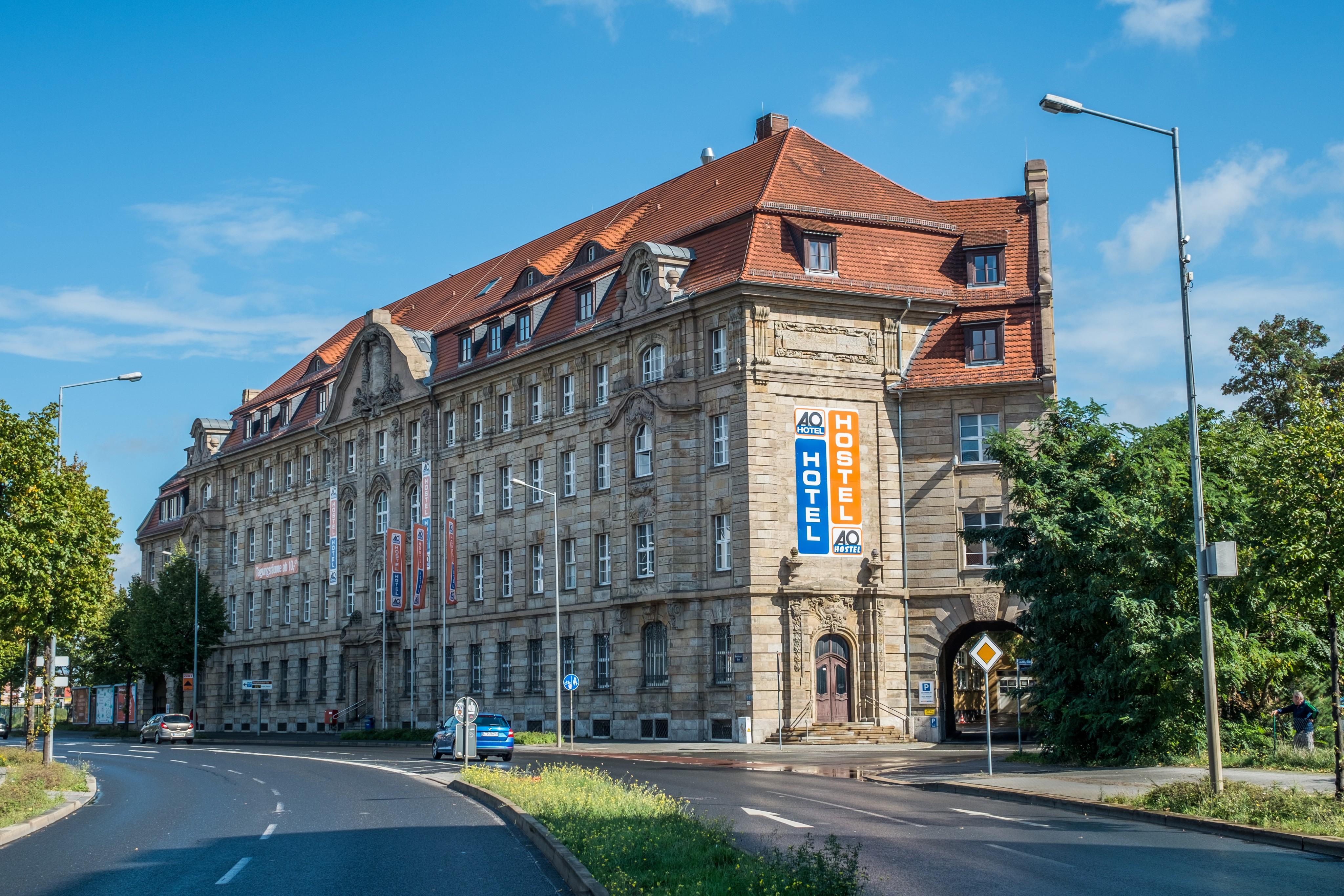 A&O Hostel Leipzig Hbf