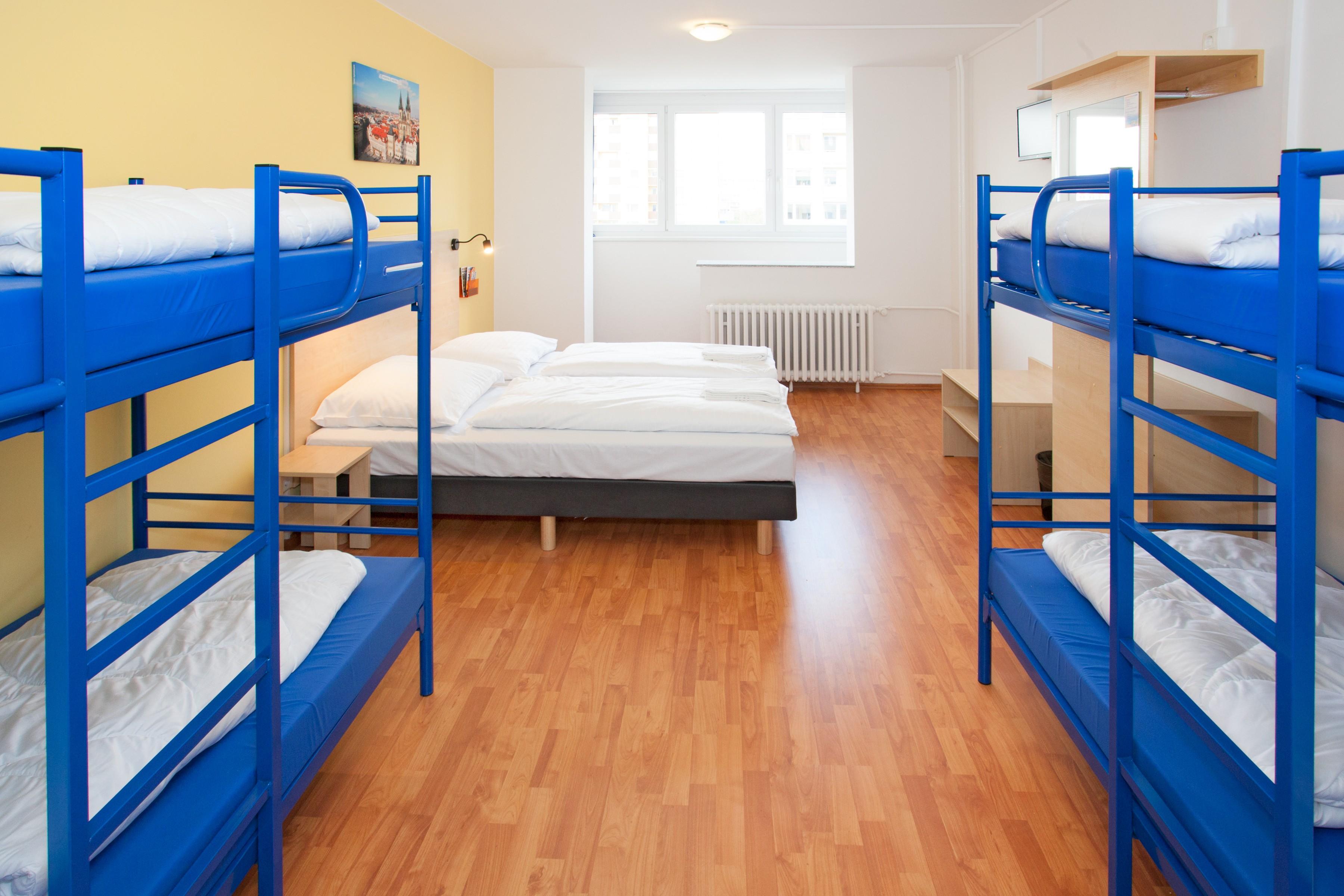 A&O Hostel Zimmer