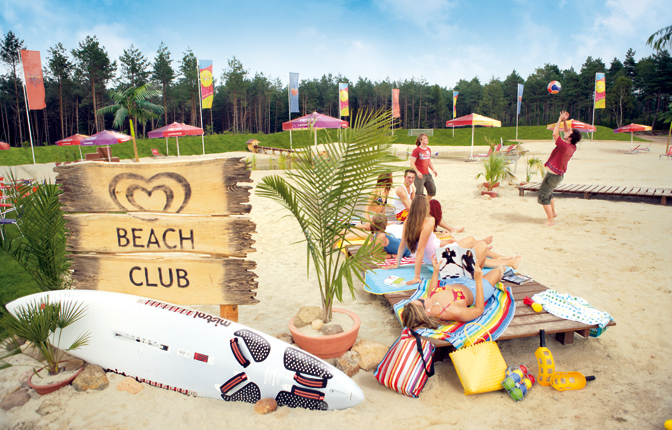 Heide Park Resort Beach Club