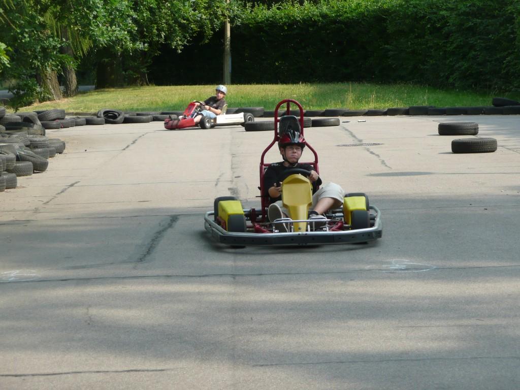 Kart fahren Limbach