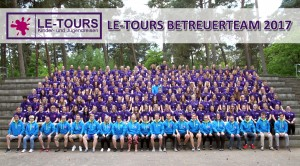 LE-Tours Betreuerteam 2017
