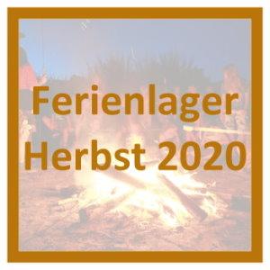 Ferienlager Herbst 2020
