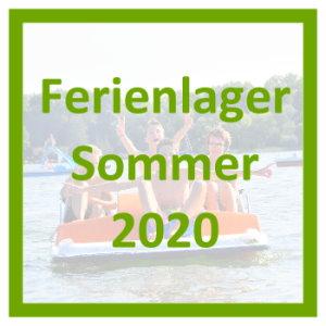 Ferienlager Sommer 2020