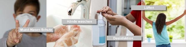 Hygienemaßnahmen Feriencamp